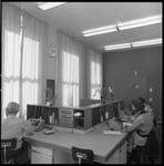 9028 Telefooncentrale van verzekeringsmaatschappij Nationale-Nederlanden N.V. aan de Schiekade 130.