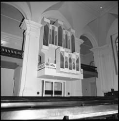 9030 Van Vulpen Orgel in de hervormde Kerk aan de Hoflaan in Kralingen.