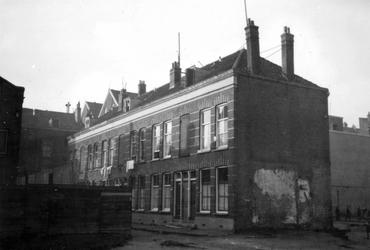 1976-2234 Huizen aan de Zwarte Paardenstraat.