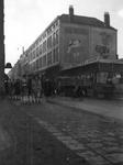 1976-2257 De Oude Binnenweg ter hoogte van het restaurant Matthe.