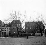 1976-2348 Gezicht op de Baan, vanaf de Schiedamsesingel.