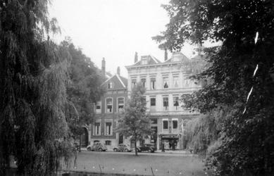 1976-2428 Gezicht op de Mauritsweg, vanaf de Westersingel.