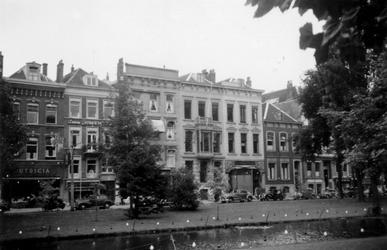 1976-2429 Gezicht op de Mauritsweg, vanaf de Westersingel.