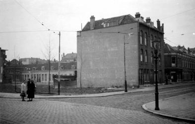 1976-2500 De Brouwersstraat gezien vanaf de Weteringstraat.