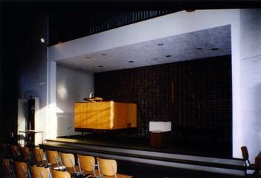 -876 Album met foto's en andere documentatie (o.a. folders, programma's) betreffende de Lutherse kerk, ...
