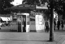 1992-3774 Tramhuisje van de R.E.T., tevens V.V.V.- gebouw aan de Coolsingel.