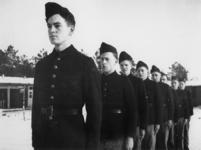 1977-3362 In een werkkamp, georganiseerd door de Nederlandsche Arbeidsdienst.