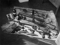 1977-3580 Vuurwapens van de knokploegen.