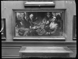 2004-2003-08 Schilderij in het Museum Boijmans van Beuningen.