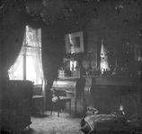 2005-317-100 Interieur van huize Welgelegen , het woonhuis van het echtpaar Van Hoboken-De Monchy aan de Parklaan 13 te ...