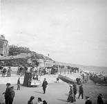 2005-317-309-10 Vakantie van de familie Stahl-Van Hoboken in Bournemouth (Engeland). Foto uit een serie van 20 foto's.