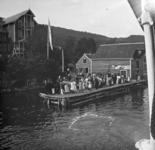 2005-317-349-18 Leden van de familie Stahl-Van Hoboken tijdens een van hun vele (handels)reizen. Foto uit een serie van ...