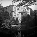 2005-317-50 Villa Welgelegen , het woonhuis van het echtpaar Van Hoboken-De Monchy aan de Parklaan 13 te Rotterdam. De ...