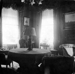 2005-317-88 Interieur van huize Welgelegen , het woonhuis van het echtpaar Van Hoboken-De Monchy aan de Parklaan 13 te ...