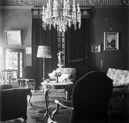 2005-317-89 Interieur van huize Welgelegen , het woonhuis van het echtpaar Van Hoboken-De Monchy aan de Parklaan 13 te ...