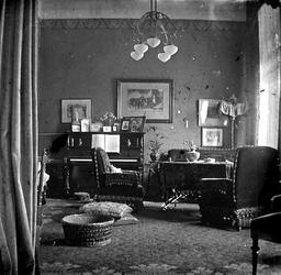 2005-317-95 Interieur van huize Welgelegen , het woonhuis van het echtpaar Van Hoboken-De Monchy aan de Parklaan 13 te ...