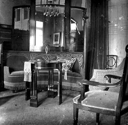 2005-317-96 Interieur van huize Welgelegen , het woonhuis van het echtpaar Van Hoboken-De Monchy aan de Parklaan 13 te ...