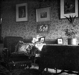 2005-317-97 Interieur van huize Welgelegen , het woonhuis van het echtpaar Van Hoboken-De Monchy aan de Parklaan 13 te ...