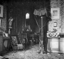 2005-317-98 Interieur van huize Welgelegen , het woonhuis van het echtpaar Van Hoboken-De Monchy aan de Parklaan 13 te ...