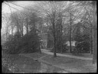 2007-2560-17 Park en Huis Schoonoord gezien vanaf de Parklaan.