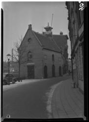 1026-6 Zakkendragershuis aan de Voorstraat in Delfshaven.
