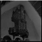 193-01 Orgel in de Prinsekerk aan de Schepenstraat. Voorheen stond het orgel in de Oosterkerk aan de Hoogstraat.
