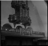 193-02 Orgel in de Prinsekerk aan de Schepenstraat. Voorheen stond het orgel in de Oosterkerk aan de Hoogstraat.