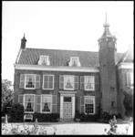 530-01 Landhuis de Oliphant bij Nieuwesluis op het eiland Voorne.