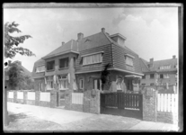 RDM-2347 Tuindorp Heijplaat; Woningen aan de Courzandse weg