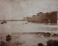 RDM-3 Album met foto's van de Rotterdamsche Droogdok Maatschappij ( RDM ). Onderwerpen: tewaterlatingen van ...