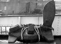 RDM-4-B Album met foto's van de Rotterdamsche Droogdok Maatschappij ( RDM ). Onderwerpen: scheepsbouw, reparatie. ...