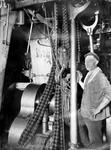 RDM-7 Album met foto's van de Rotterdamsche Droogdok Maatschappij ( RDM ). Onderwerpen: werktuigbouw, reparatie.Selectie ...