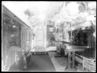 RDM-8714 Het interieur van onderzeeboot Hr.Ms 'K XIV' (RDM-167), gebouwd bij de Rotterdamsche Droogdok Maatschappij, RDM.