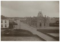 1969-799 De Strandweg te Hoek van Holland, uit het westen.