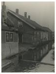 1970-1293 Huizen aan de 's-Gravenweg nabij nabij de Kortekade.