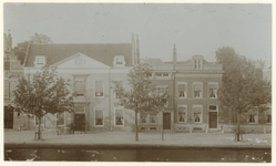 1970-272 Huizen aan de Schiekade Oostzijde.