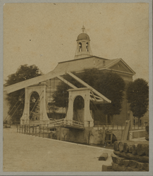 X-185 De Engelse Kerk aan het Boerengat, bij de Nieuwe Oostbrug.