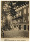 XIV-237 De Veerhavenstraat met het kantoor van de Cargadoorsfirma van Nievelt, Goudriaan & Co.