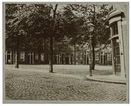 XVIII-222-1 Gereformeerde Kerk Onder het Kruis aan het Weenaplein, vanaf de 2e Weenastraat.