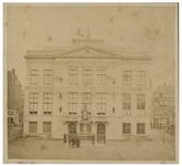 XXI-32 Museum Boijmans aan het Van Hogendorpsplein.