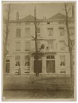 XXV-197 Woonhuis aan de Westersingel vanaf de Eendrachtsweg.