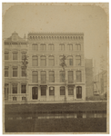 XXV-448 Huis aan de Westersingel en Mauritsweg.