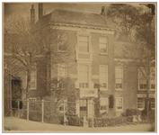 XXV-519 Huize Rustplaets aan de Parklaan, bewoond door de familie Browne 1729-1879