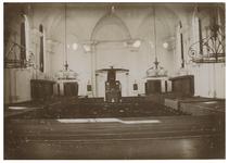 XXXI-329-2 Interieur van de Nederlands Hervormde Kerk aan de Hoflaan in Kralingen.