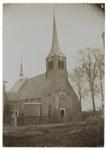 XXXI-663 De Nederlands Hervormde Kerk aan de Benedenstraat in IJsselmonde.