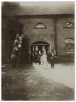 XXXIII-196-2 Bezoek van koningin Wilhelmina en koningin Emma aan de Maatschappij voor Scheepsbouw en Werktuigkunde op ...