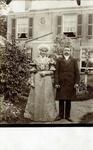 2000-1101-124 Serie van 237 fotokaarten, grotendeels vervaardigd door Louise Laboyrie, huishoudster (pastoorsmeid) bij ...