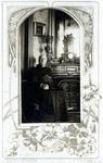 2000-1101-186 Serie van 237 fotokaarten, grotendeels vervaardigd door Louise Laboyrie, huishoudster (pastoorsmeid) bij ...