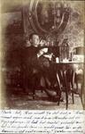 2000-1101-39 Serie van 237 fotokaarten, grotendeels vervaardigd door Louise Laboyrie, huishoudster (pastoorsmeid) bij ...
