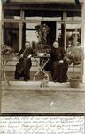 2000-1101-98 Serie van 237 fotokaarten, grotendeels vervaardigd door Louise Laboyrie, huishoudster (pastoorsmeid) bij ...